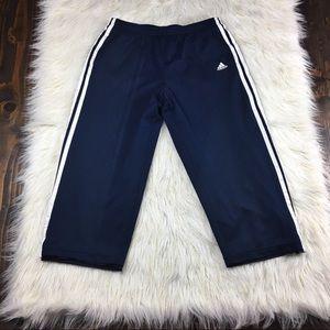 ☕️ 5/$20 Adidas Medium Blue Crops